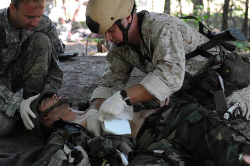 Inside the Special Operations Combat Medic Course • The