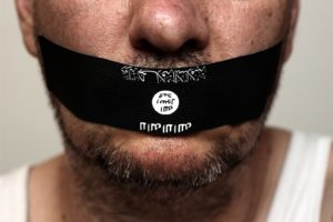 Islamic state censorship