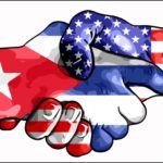 Old Marines Return to Cuba to See Old Glory's Historic Return