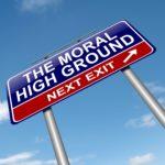 Sebastian Junger: Sharing the Moral High Ground