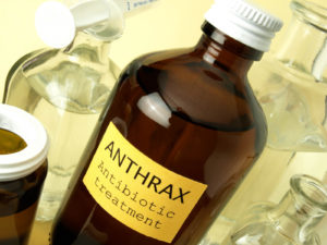 Anthrax laboratory