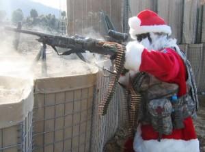 tactical santa