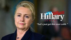 clinton lets get this over with