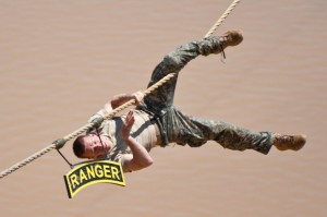 Ranger-rope-traverse