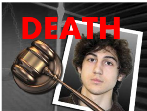 boston bomber death sentence
