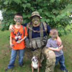 Of Birthdays and… Banana Spiders? A Ranger and His Two Sons