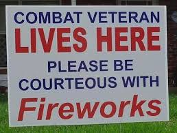 considerate of fireworks