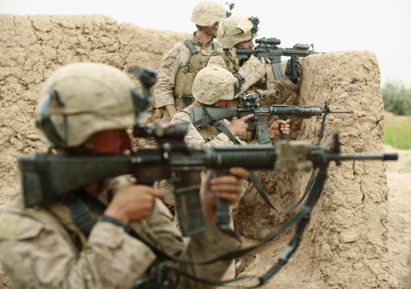 War: The American Way. • The Havok Journal