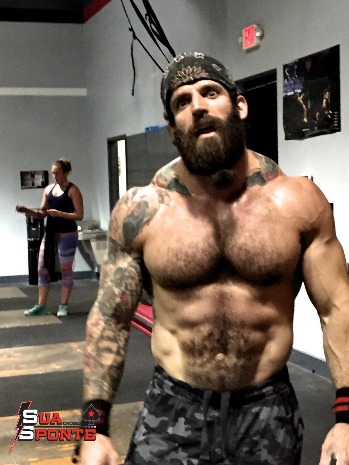 Ranger Continues Legacy at CrossFit Sua Sponte • The Havok