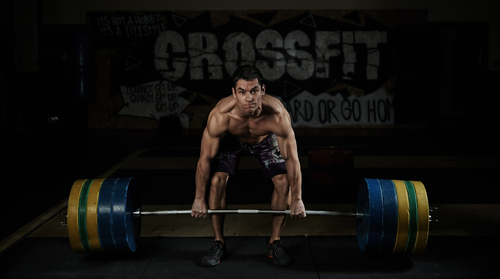 the crossfit games fittest alive or just best at crossfit