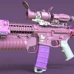 """Girl"" Guns:  Just Don't"