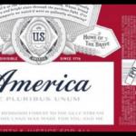 """Budweiser Presents… """"America"""" Beer?  F- Yeah!"""