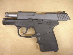 zimmerman gun
