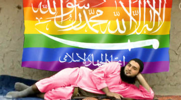 """""""Pretending To Be ISIS On Grindr.""""  It's As Awesome As You'd Expect (Video)"""