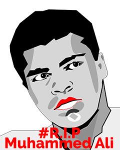 #RIPMuhammed Ali