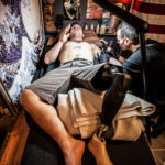 Roger's Garage: Catharsis And Realization Through Tattooing