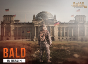 ISIS Poster published online declaring Berlin as the next possible target.