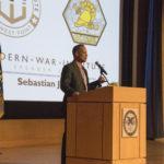 "Veteran Favorite Sebastian Junger Talks ""Tribe"" At West Point"