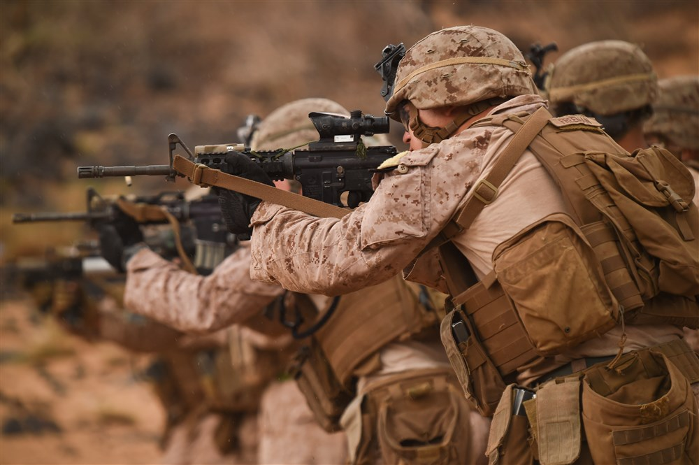 usmc marksmanship and why it s better than the army s the havok