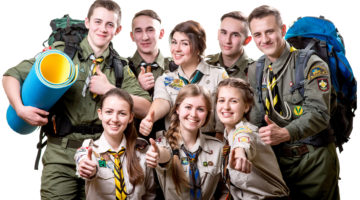 Girls in the Boy Scouts:  A Different Perspective
