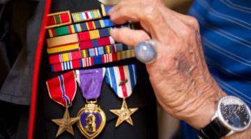 Veterans: Why Don't You Wear What You Earned?