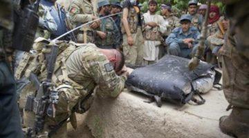 A Ranger's Faith:  Afghanistan Knocked Me Down.  Faith Brought Me Back Up.