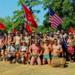 2000 Veterans in Short Shorts to Hike in California