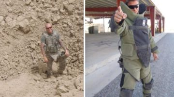 Saving lives one TBI Treatment at a time: EOD techs start non-profit