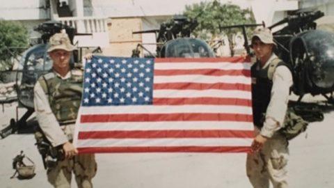 Brad Thomas Battle of Mogadishu