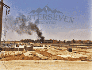 burn pits syria
