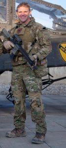 Jesse Sage Army Ranger