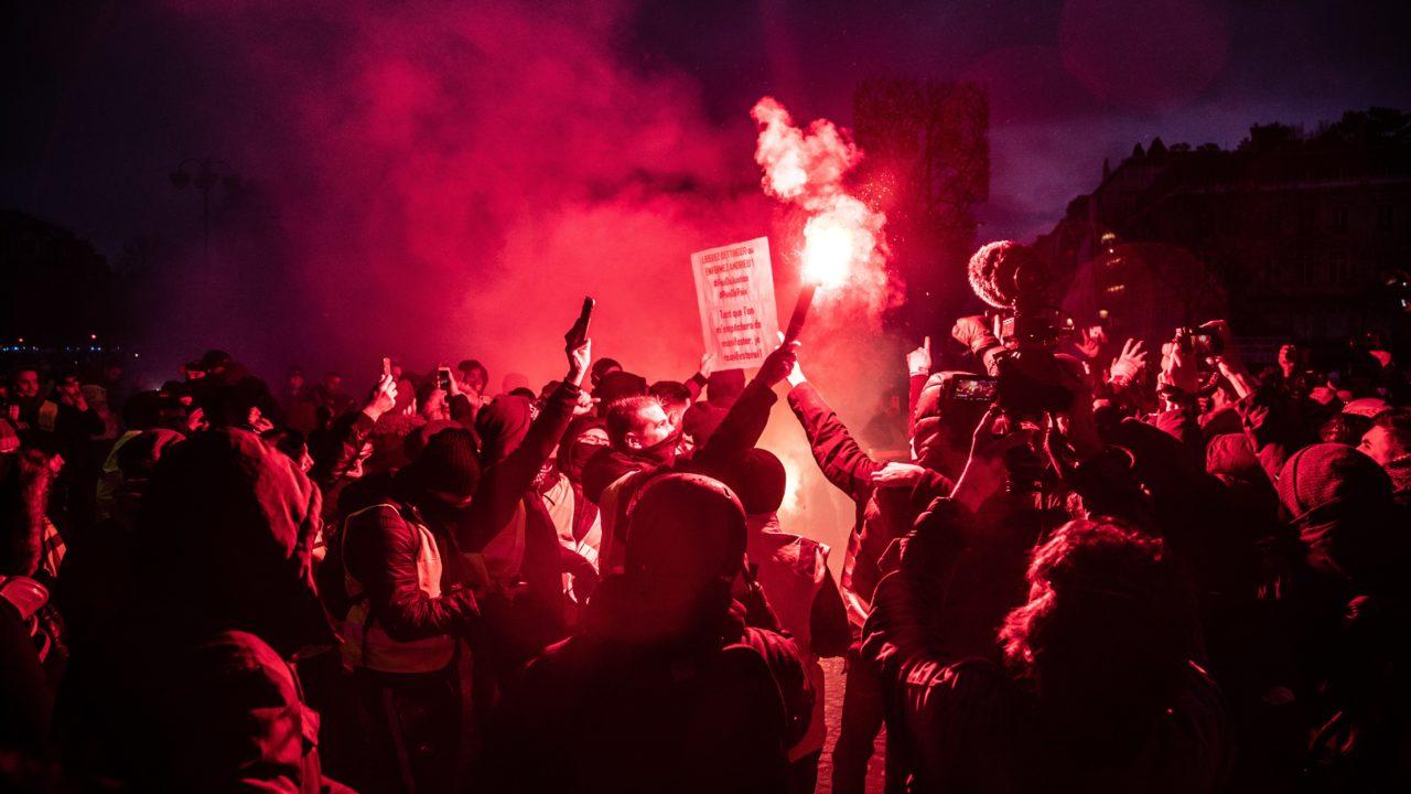 USA Riots 2020