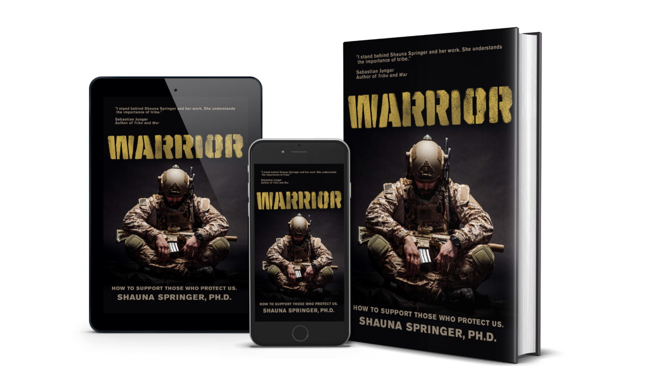 Warrior: How to Support Those Who Protect Us